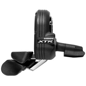 Shimano XTR Di2 SW-M9050 Schakelhendel 3-speed links zwart